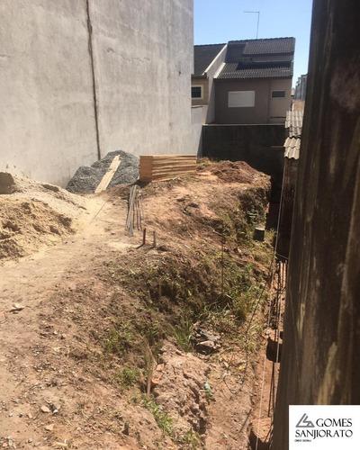 Imagem 1 de 2 de Terreno Para A Venda No Bairro Parque São Vicente - Mauá - Sp - Te00046 - 69035180