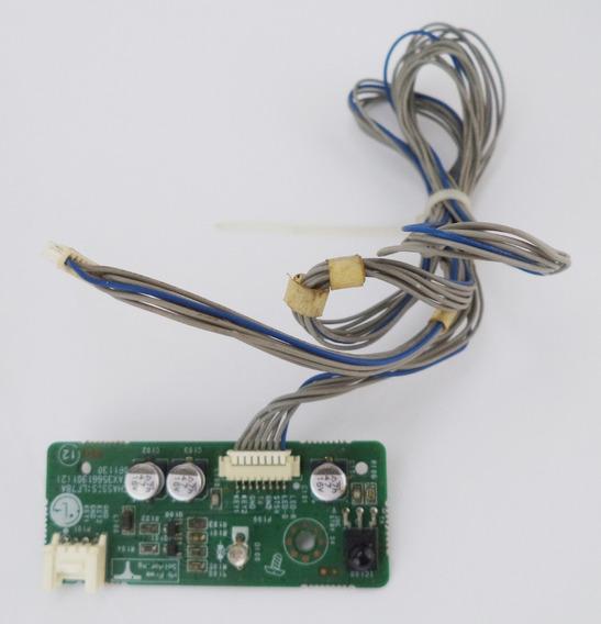 Sensor Do Controle Remoto +flat- Tv LG 26lc7r-eax35661901