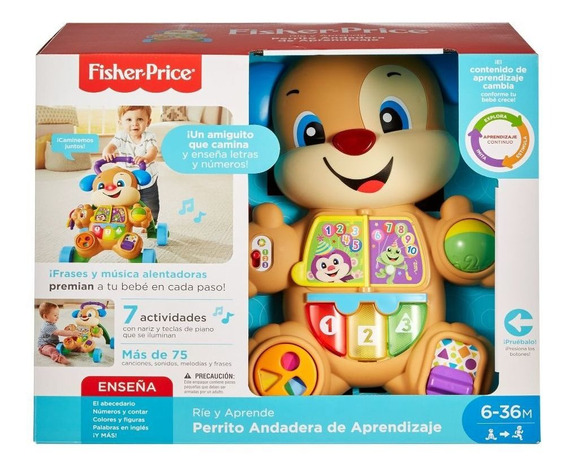 Fisher-price, Perrito Andadera