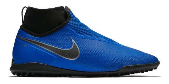 Botines Nike Hombre React Phantom Vsn Pro Df Tf 2019388-dx