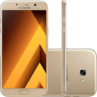 Samsung Galaxy A7 2017 4g 64gb 16mp Seminovo