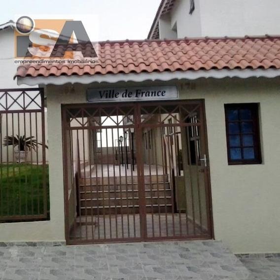 Casa Em Condomínio Em Jardim Dayse - Ferraz De Vasconcelos, Sp - 3094