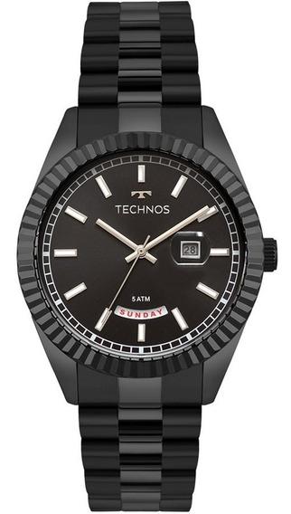 Relógio Technos Classic Riviera - 2350ac/4p