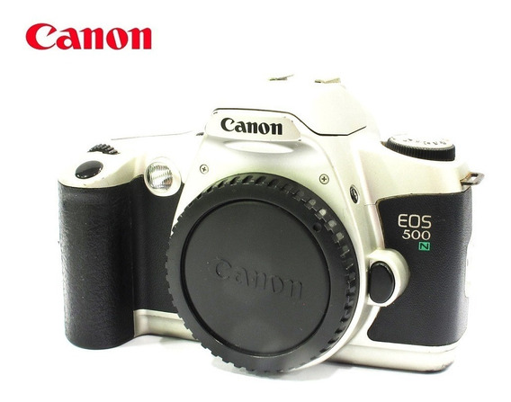 Câmera Canon Eos 500n - Só O Corpo - Reflex 35mm