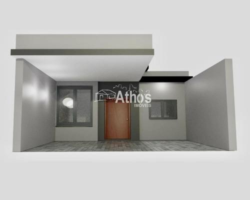 Casa A Venda No Jardim Belo Horizonte - Indaiatuba/sp - Ca04798 - 69305406