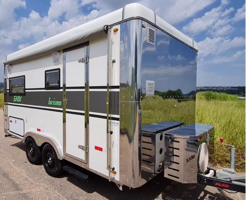 Itu Trailer - Trailer Easy Turismo - Motor Home - Y@w2