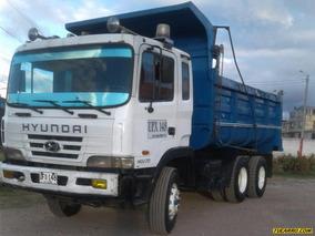 Volqueta Hyundai Hd270