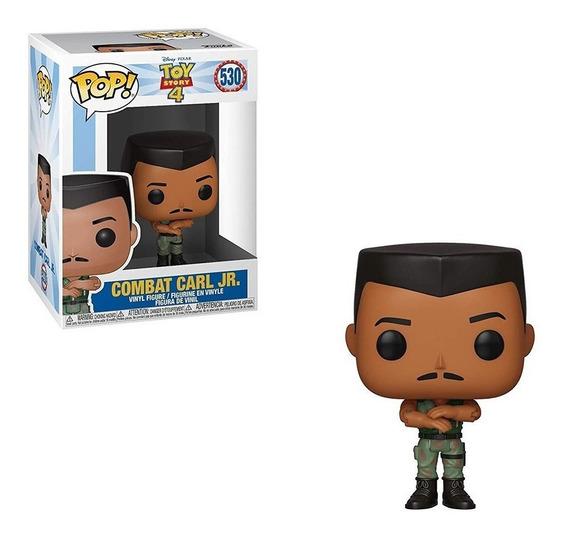 Funko Pop Combat Carl Jr 530 - Toy Story