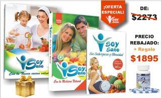 Soy Sano Pakete Especial Obesidad Y S. Sin Omg3 Con Cap.quem