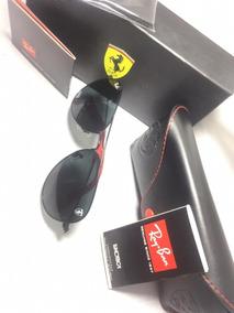 Lentes D Sol Rayban Edicion Ferrari Rb3025-fb + Estuche Lujo