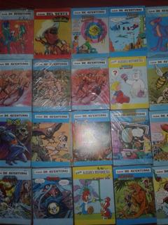Gran Colección De Comics! Elija Su Personaje Favorito!