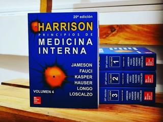 Medicina Interna De Harrison 20va Edición