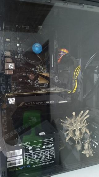 Computador Gamer I5 7400 Gtx 1060