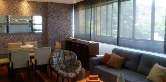 Apartamento Com 3 Quartos No Bairro Santo Antônio. - 2057