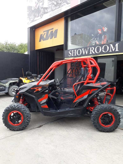 Maverick 1000 Xrs 135 Hp 2016 4000 Kms Impecable