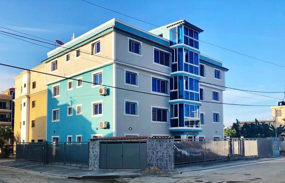 Se Alquila Apartamento En El Residencial Eridalia 2