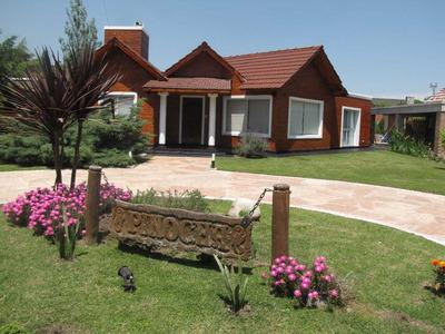 Alquilo Casa Quinta Barrio Cerrado Zona Sur