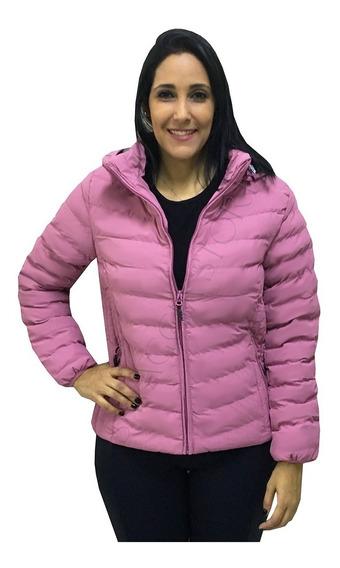 Jaqueta Feminina Impermeável Térmica Inverno Viagem Exterior