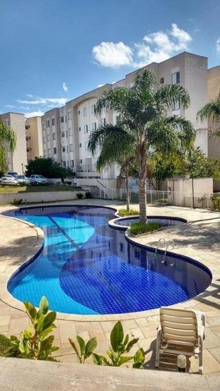 Apartamento Em Centro (cotia), Cotia/sp De 64m² 3 Quartos À Venda Por R$ 230.000,00 - Ap319831