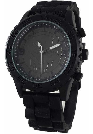 Reloj Black Panther Marvel Original Oferta Navideña