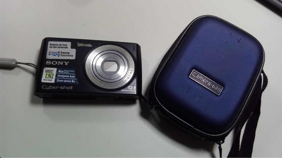 Câmera Digital Sony Cyber-shot Dsc-w510