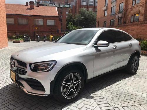 Mercedes-benz Clase Glc 2021 2.0 4matic Coupe