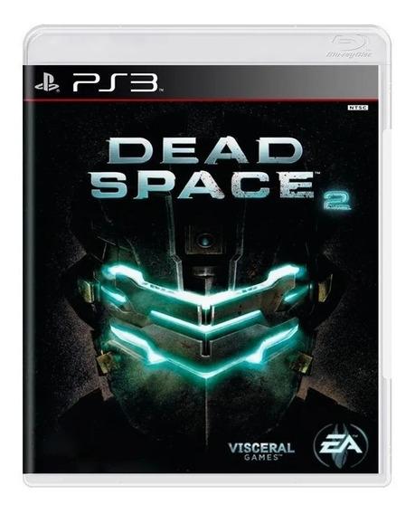Dead Space 2 P/ Ps3 Mídia Física Original Completo