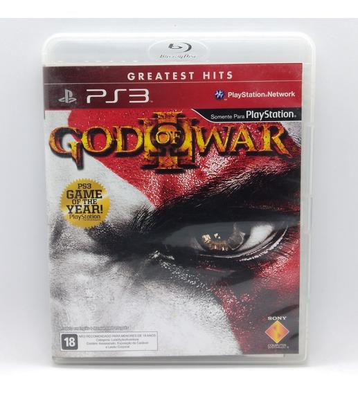 God Of War 3 Ps3 Midia Fisica Jogo Game Play 3 Playstation