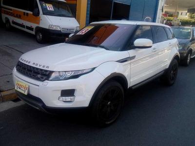 Land Rover Evoque Pure Psd 2013 / 2013