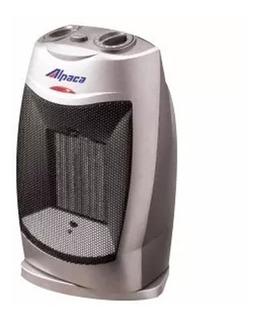 Caloventor Electrico Alpaca 750w-1500w Portátil Cerámico