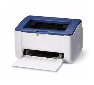 Impresora Xerox Phaser 3020 Monocromatica Wifi Cuotas