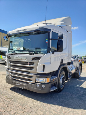 Scania P 310 4x2 Automatica Optcruise 2019 Zero Financiamos