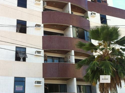 Imagem 1 de 3 de Apartamento À Venda, 3 Quartos, 1 Suíte, 1 Vaga, Farol - Maceió/al - 79