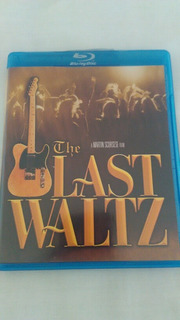 The Band The Last Waltz Concert Blu Ray Omi