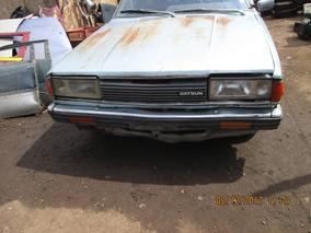 Datsun Bluebird 1980-1985 En Desarme