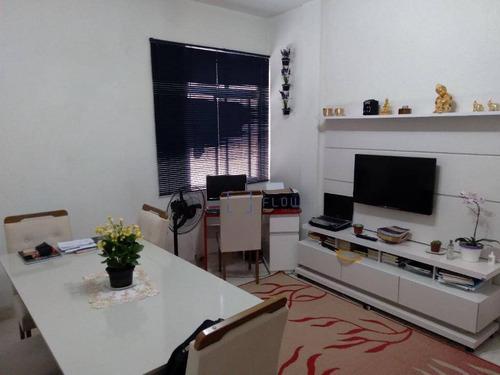 Imagem 1 de 9 de Apartamento Com 2 Dormitórios Para Venda, 80 M² Por R$ 466.400 No Ipiranga - Ap12472
