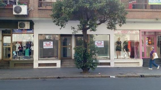 En Alquiler Local Santiago Y Muñecas-barrio Norte- Tucuman