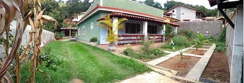 Casa Plana, Terreno Plano, Bairro Sossegado, Asfalto Na Port