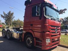 Mercedes-benz Actros 2646 Ano 2012