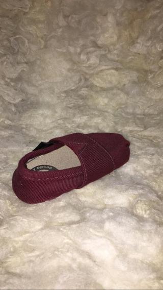 Alpargata Com Velcro Infantil