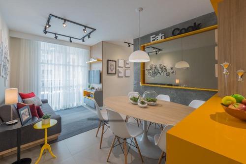 Apartamento À Venda, 45 M² Por R$ 400.624,00 - Belenzinho - São Paulo/sp - 15244
