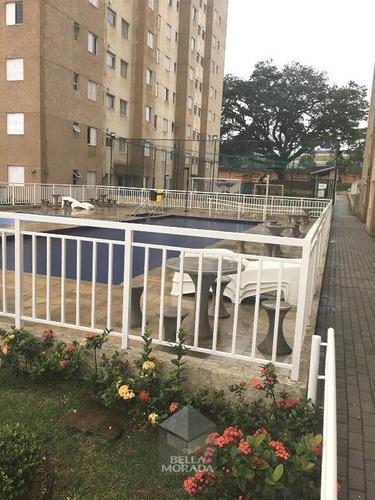 Apartamento À Venda No Parque Do Jatobá Em Limeira - Ap-570-1