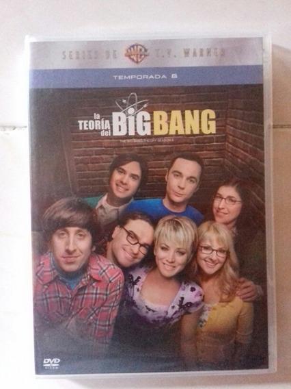 The Big Bang Theory Temporada 8