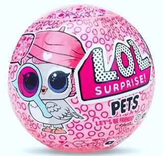 Muñequitas Lol Surprise Pets Original (1069)
