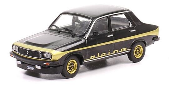Autos Inolvidables Argentinos Salvat Nº 43 R12 Alpine ®
