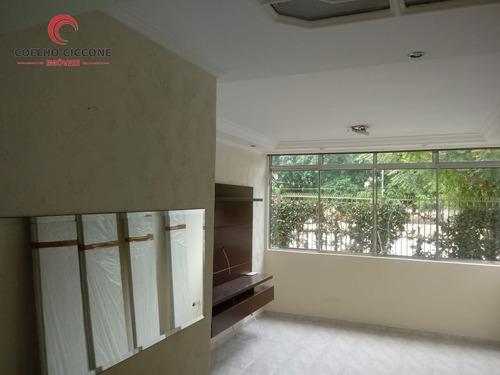 Imagem 1 de 14 de Apartamento A Venda No Bairro Rudge Ramos - V-5014