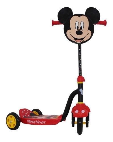 Imagen 1 de 9 de Tri Scooter Mickey Mouse Flying Wheels