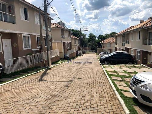 Casa Com 3 Dormitórios À Venda, 90 M² Por R$ 580.000,00 - Parque Rural Fazenda Santa Cândida - Campinas/sp - Ca4247