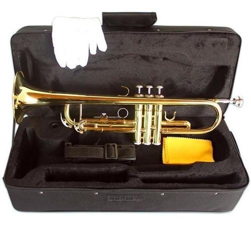 Imagen 1 de 4 de Trompeta H. Hoffer Deluxe Original