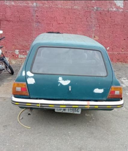 Imagem 1 de 5 de Chevrolet Caravan 4cc